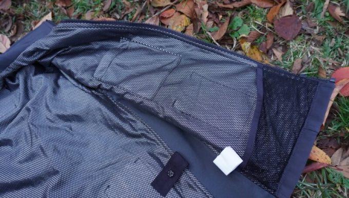 Vinmori電熱ベスト(5ヒーター)の内ポケット