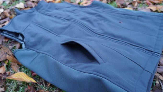 Vinmori電熱ベスト(5ヒーター)のポケット