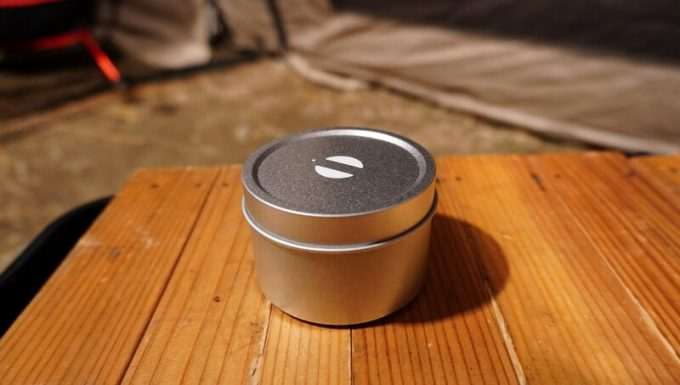 キャンロ(can+ro)の収納缶