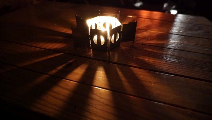 キャンロ(can+ro)の明かり