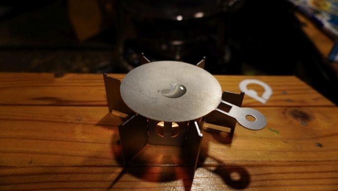 キャンロ(can+ro)のオプション 焼き板(yaki+ita)で牛タンを焼く その1
