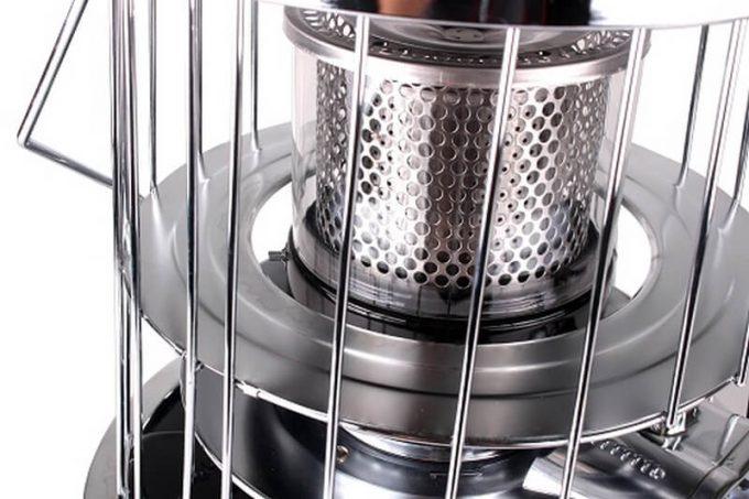 日本仕様JHIA認証 NEWアルパカストーブ コンパクト(newAlpaca)の燃焼筒