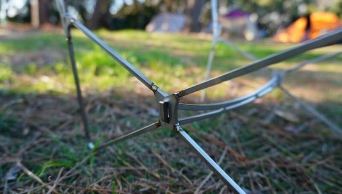 RAPCA(ラプカ)の組立方法1 脚の組み立て