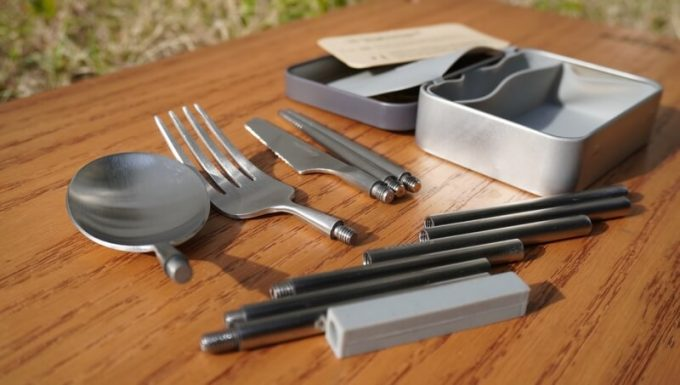 Outlery食器セットのセット内容