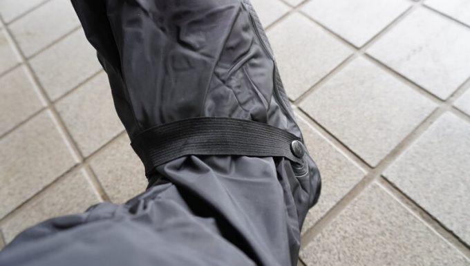 miraiON レインシューズカバーの履き方 5