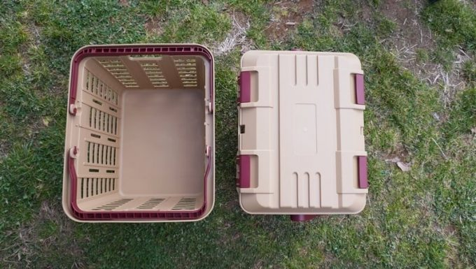 スタークアール(Starke-R)バスケットとボックスの比較
