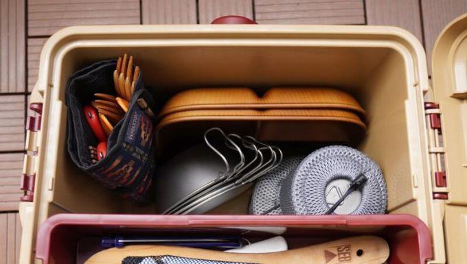 NH home ウッド調食器をスタッキングすれば収納時にかさばらない