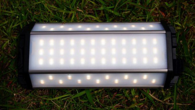 クレイモア 3フェイス プラス MのLED灯の数