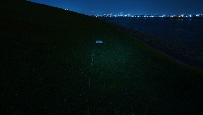 クレイモア キャップオン 40B 絞りモードの明るさ 最小