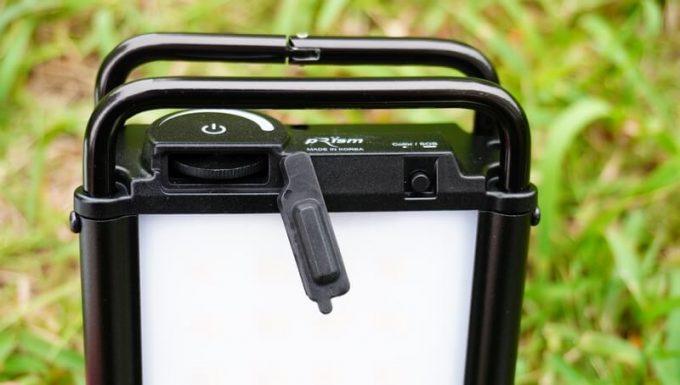 クレイモア ウルトラ プラス Mの操作ボタン