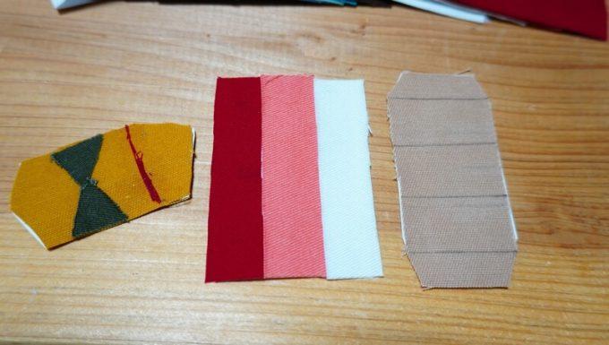 オーダータープ(AllAboutOutdoors)3色とテントの組み合わせ
