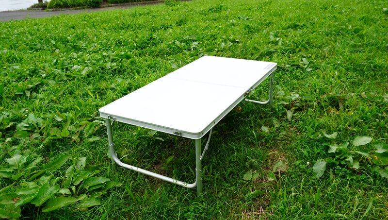 クイックキャンプ 折りたたみテーブル