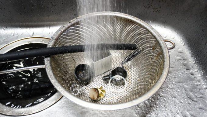 イージースモーカーを分解水洗い