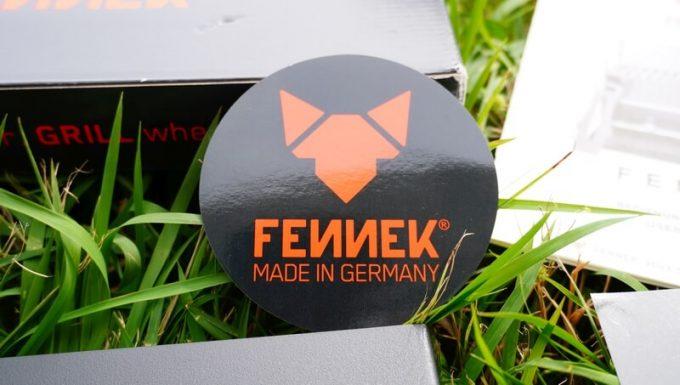 フェネック グリルはドイツ製