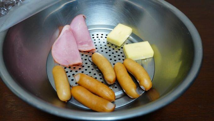 イージースモーカーで燻製した食材