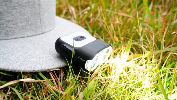 クレイモア キャップオン 120Hの焦点ライト