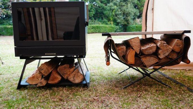薪ストーブ BLISS で使う薪の量
