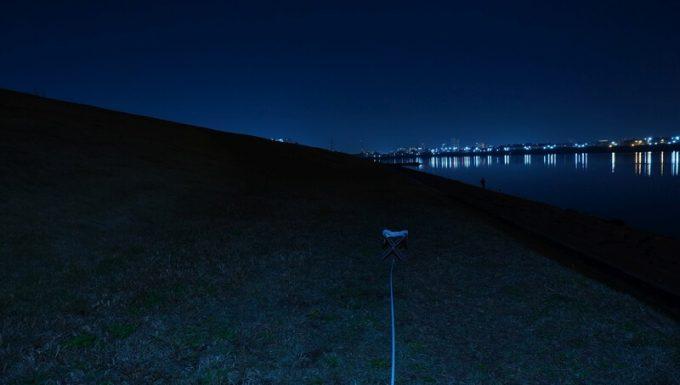 クレイモア キャップオン 120Hの明るさ 拡散光