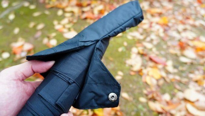 ワンタッチ折りたたみ傘(Nano Easy Fold-up)の収納袋