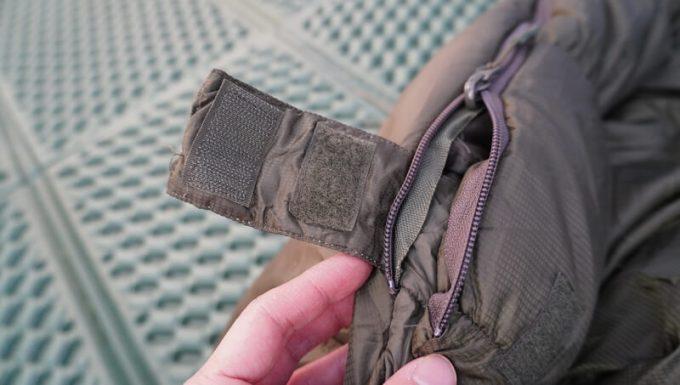 スナグパック ソフティーエリート5の縫製