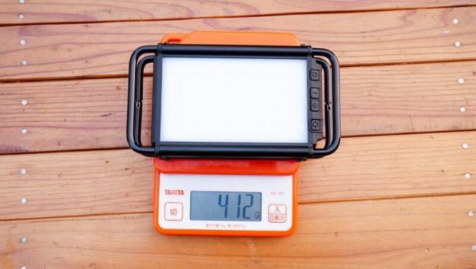 クレイモア ウルトラ 3.0 M の重さ