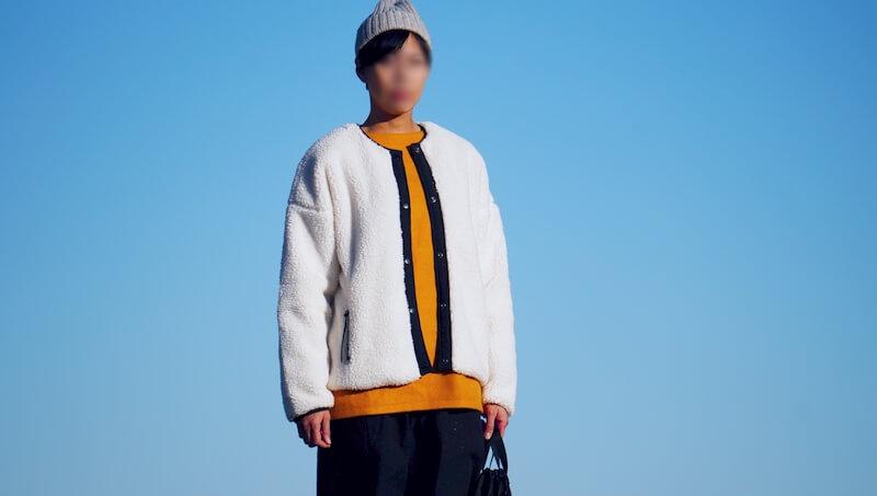 パイピングボアジャケット