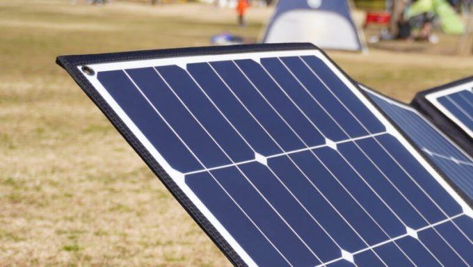 アイパー(Aiper)ソーラーパネル160W SP160のパネル