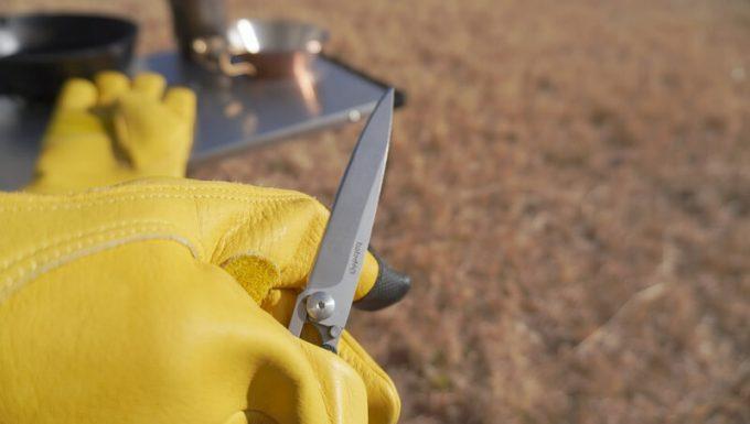 マルチグローブ カッコ(cacco)防刃