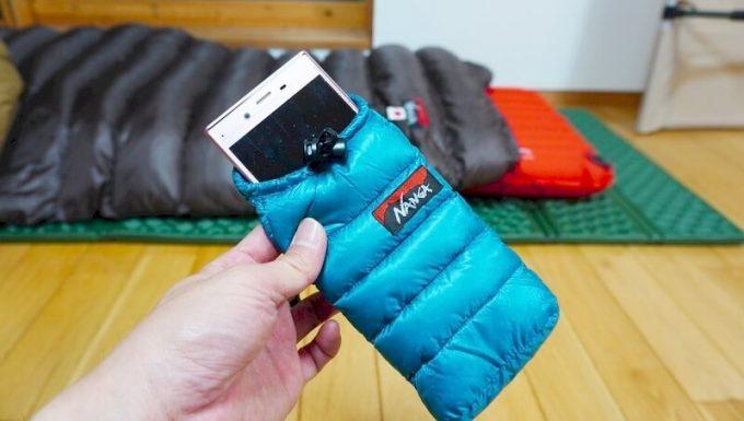 ナンガ(NANGA)の携帯ケース