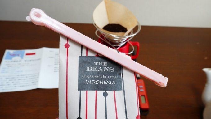 THE BEANSのスペシャリティコーヒー インドネシア