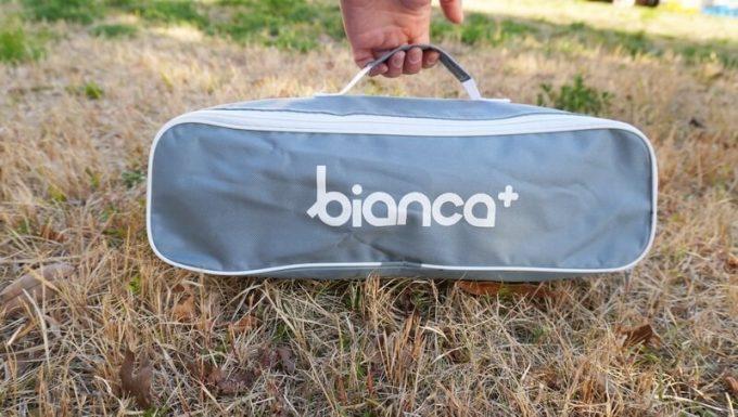 ビアンカプラス(bianca)のハンディクリーナーの収納ケース