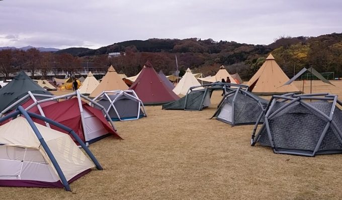 sotosotodays Tent Selectionのテント