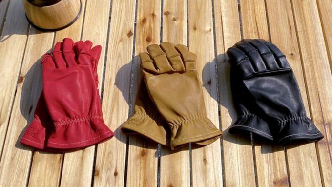 アウトドア手袋 Elmer Joy カラー