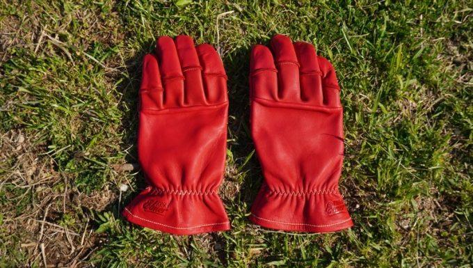 アウトドア手袋 Elmer Joy 表