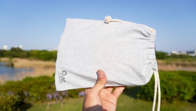 モジュラーグリルプレートの収納袋
