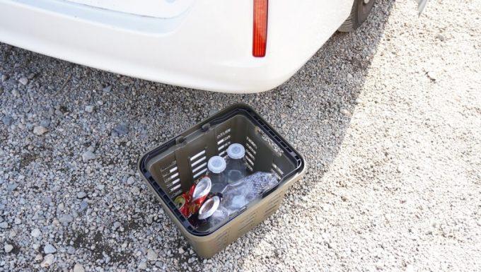 リングスター スタークアール バスケット ミニはカン・ビンのゴミ箱に最適