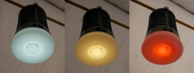 Blitzwolf 殺虫ライト LEDライトの光の種類
