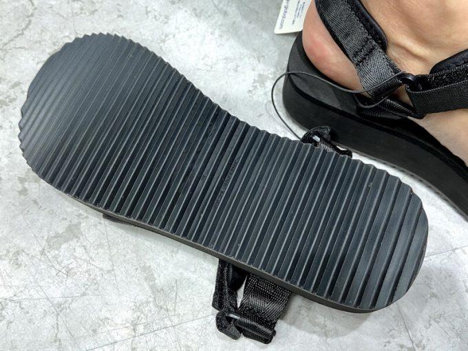 GUサンダルの靴底