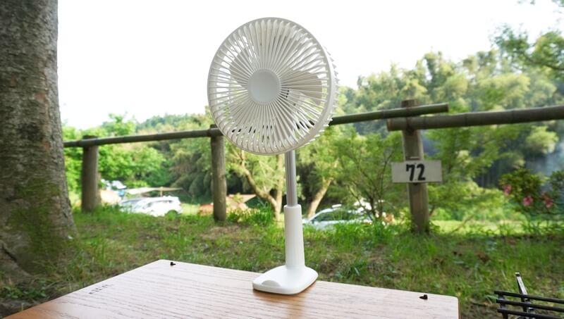 リスカイ扇風機