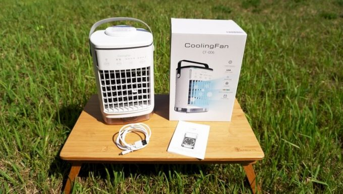 CoolingFan冷風扇の付属品
