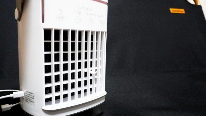CoolingFan冷風扇 送風モード