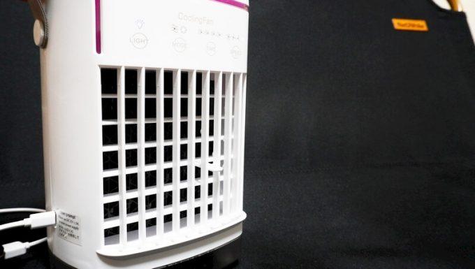 CoolingFan冷風扇 ミストモード