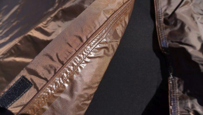 KZM トリオンテント(TRION)の縫製