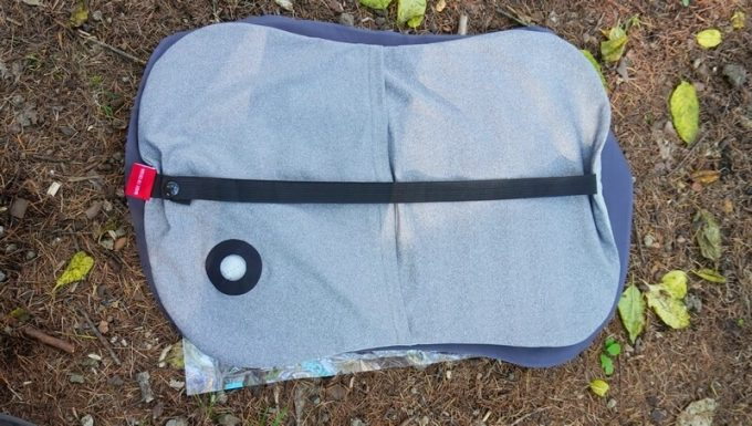 デルピコ(DELLEPICO)キャンプ枕のカバー