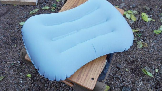 デルピコ(DELLEPICO)キャンプ枕の形状