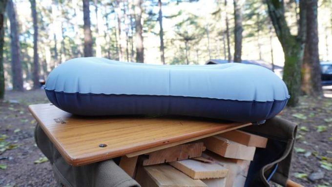 デルピコ(DELLEPICO)キャンプ枕の厚さ