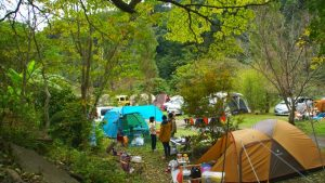16営 オートキャンプ・フルーツ村のレビューブログ