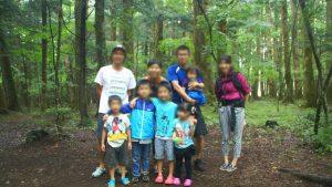 22営 お友達家族の初キャンプはハードキャンプ ~ 雨ニモマケズ