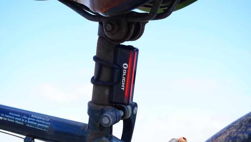 オーライト OLIGHT 自転車テールライトSEEMEE30